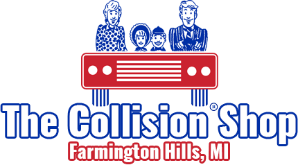 The Collision Shop Farmington Hills - logo